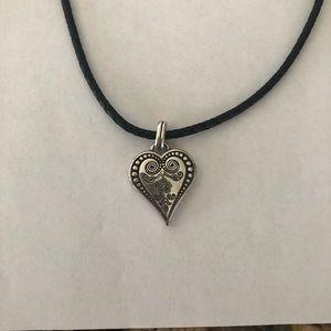 Heart Brighton Necklace